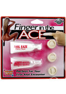 Finger In The Ace Anal Kit With Finger...